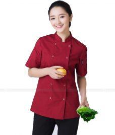 Dong Phuc Dau Bep GLU DB116 đồng phục đầu bếp