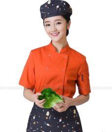 Dong Phuc Dau Bep GLU DB119 đồng phục đầu bếp