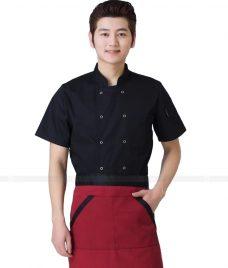Dong Phuc Dau Bep GLU DB120 đồng phục đầu bếp