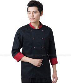 Dong Phuc Dau Bep GLU DB125 Đồng Phục Đầu Bếp