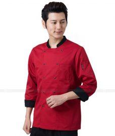 Dong Phuc Dau Bep GLU DB126 Đồng Phục Đầu Bếp