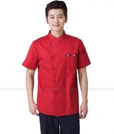 Dong Phuc Dau Bep GLU DB128 Đồng Phục Đầu Bếp