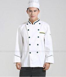 Dong Phuc Dau Bep GLU DB138 Đồng Phục Đầu Bếp
