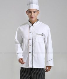 Dong Phuc Dau Bep GLU DB139 Đồng Phục Đầu Bếp