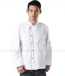 Dong Phuc Dau Bep GLU DB14 Đồng Phục Đầu Bếp