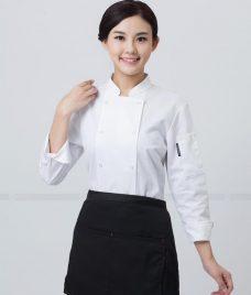 Dong Phuc Dau Bep GLU DB147 Đồng Phục Đầu Bếp
