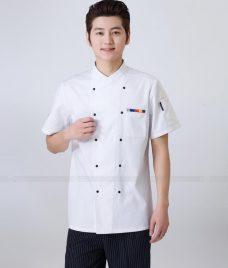 Dong Phuc Dau Bep GLU DB149 Đồng Phục Đầu Bếp