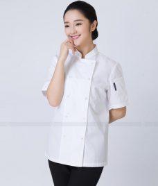Dong Phuc Dau Bep GLU DB150 Đồng Phục Đầu Bếp