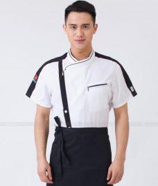 Dong Phuc Dau Bep GLU DB151 Đồng Phục Đầu Bếp