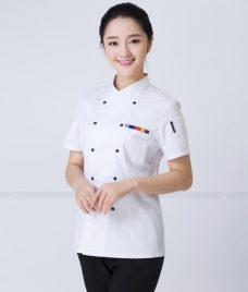 Dong Phuc Dau Bep GLU DB152 Đồng Phục Đầu Bếp