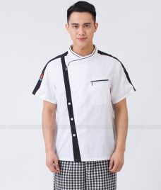 Dong Phuc Dau Bep GLU DB158 Đồng Phục Đầu Bếp