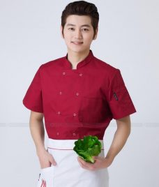 Dong Phuc Dau Bep GLU DB163 đồng phục đầu bếp