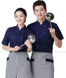 Dong Phuc Dau Bep GLU DB176 đồng phục đầu bếp