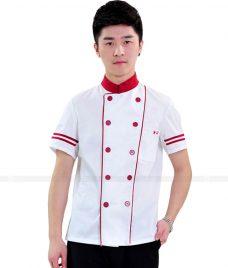 Dong Phuc Dau Bep GLU DB18 Đồng Phục Đầu Bếp