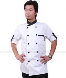 Dong Phuc Dau Bep GLU DB19 Đồng Phục Đầu Bếp