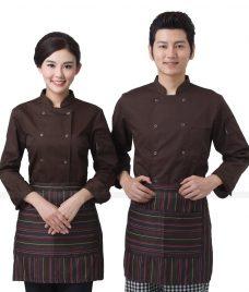 Dong Phuc Dau Bep GLU DB192 đồng phục đầu bếp
