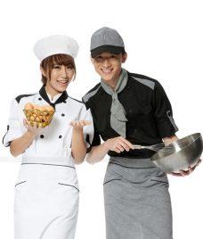 Dong Phuc Dau Bep GLU DB193 đồng phục đầu bếp