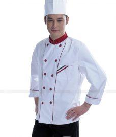 Dong Phuc Dau Bep GLU DB20 Đồng Phục Đầu Bếp