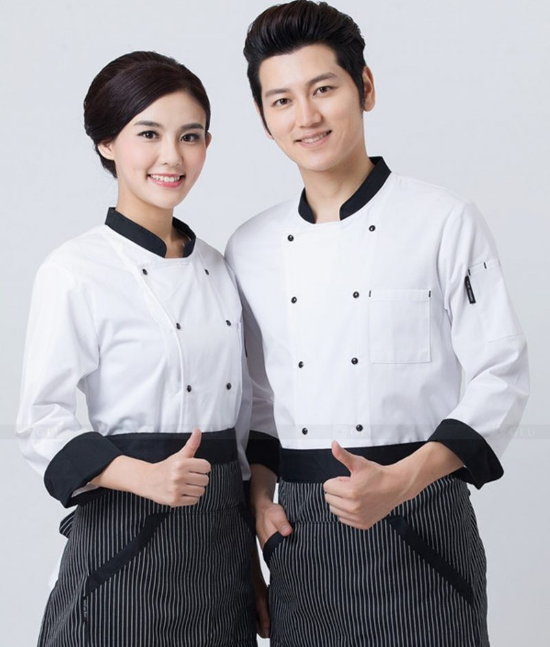 Dong Phuc Dau Bep GLU DB208