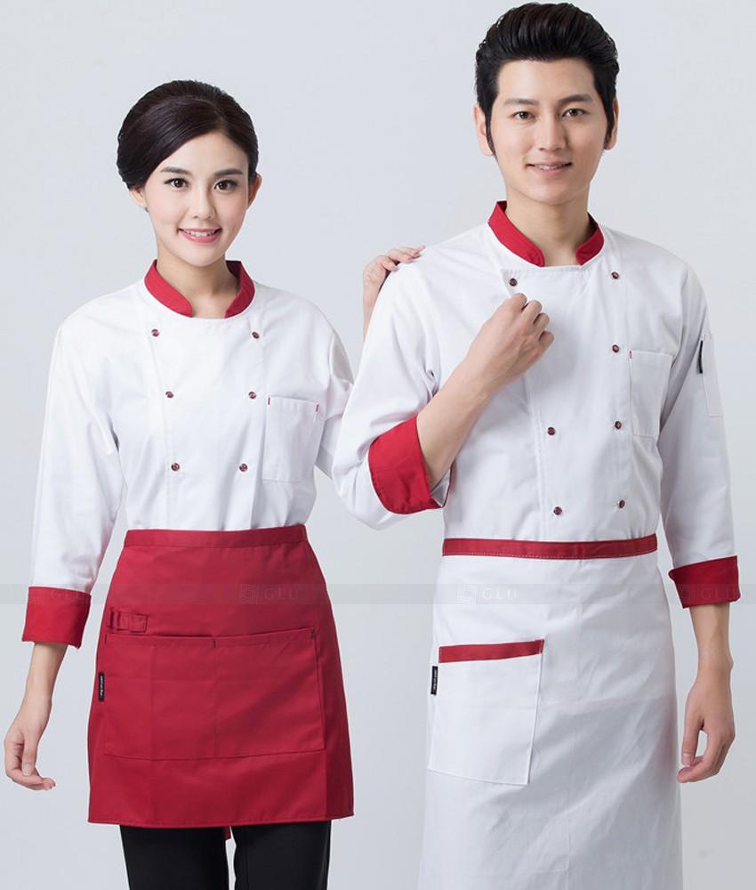 Dong Phuc Dau Bep GLU DB220