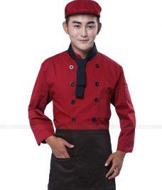 Dong Phuc Dau Bep GLU DB25 Đồng Phục Đầu Bếp