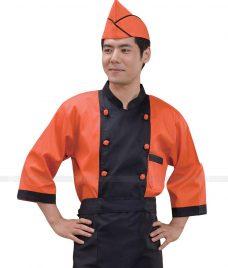 Dong Phuc Dau Bep GLU DB266 Đồng Phục Đầu Bếp