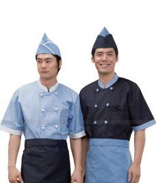 Dong Phuc Dau Bep GLU DB268 Đồng Phục Đầu Bếp