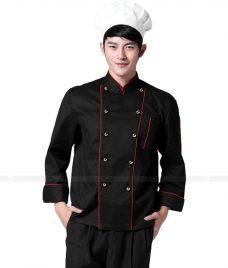 Dong Phuc Dau Bep GLU DB27 đồng phục đầu bếp