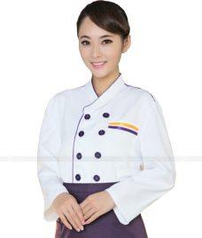 Dong Phuc Dau Bep GLU DB28 Đồng Phục Đầu Bếp
