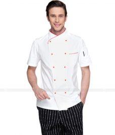 Dong Phuc Dau Bep GLU DB31 đồng phục đầu bếp