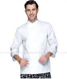 Dong Phuc Dau Bep GLU DB35 đồng phục đầu bếp