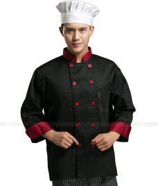Dong Phuc Dau Bep GLU DB36 đồng phục đầu bếp