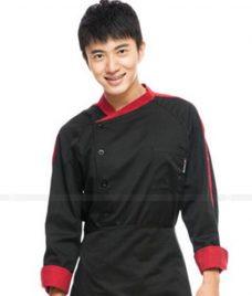 Dong Phuc Dau Bep GLU DB37 Đồng Phục Đầu Bếp