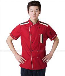 Dong Phuc Dau Bep GLU DB39 đồng phục đầu bếp
