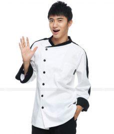 Dong Phuc Dau Bep GLU DB40 đồng phục đầu bếp