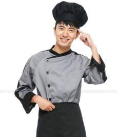 Dong Phuc Dau Bep GLU DB42 đồng phục đầu bếp