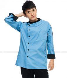 Dong Phuc Dau Bep GLU DB50 đồng phục đầu bếp