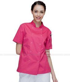 Dong Phuc Dau Bep GLU DB51 đồng phục đầu bếp