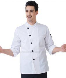 Dong Phuc Dau Bep GLU DB52 đồng phục đầu bếp