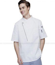 Dong Phuc Dau Bep GLU DB53 đồng phục đầu bếp