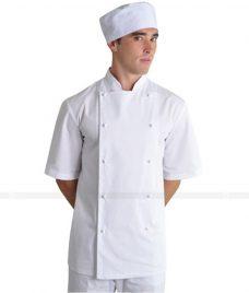 Dong Phuc Dau Bep GLU DB57 đồng phục đầu bếp