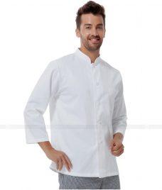 Dong Phuc Dau Bep GLU DB61 đồng phục đầu bếp