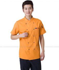 Dong Phuc Dau Bep GLU DB62 đồng phục đầu bếp