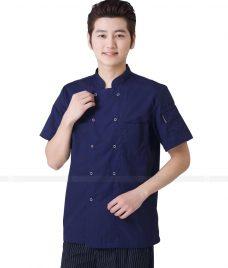 Dong Phuc Dau Bep GLU DB65 đồng phục đầu bếp