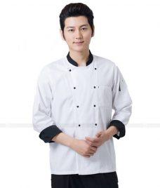 Dong Phuc Dau Bep GLU DB67 đồng phục đầu bếp