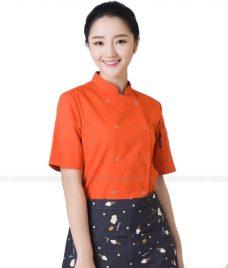 Dong Phuc Dau Bep GLU DB70 đồng phục đầu bếp