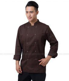 Dong Phuc Dau Bep GLU DB73 đồng phục đầu bếp