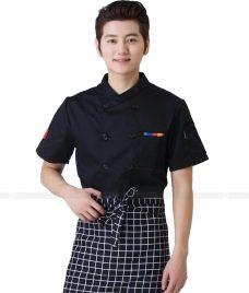 Dong Phuc Dau Bep GLU DB78 đồng phục đầu bếp