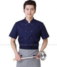 Dong Phuc Dau Bep GLU DB83 đồng phục đầu bếp