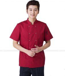 Dong Phuc Dau Bep GLU DB84 đồng phục đầu bếp